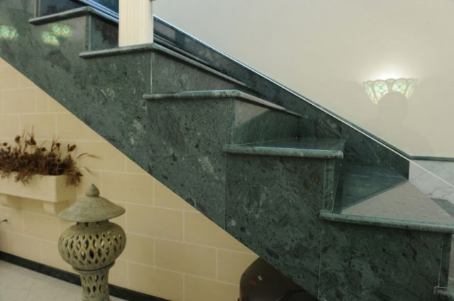 ... Malta Marble Stairs ...